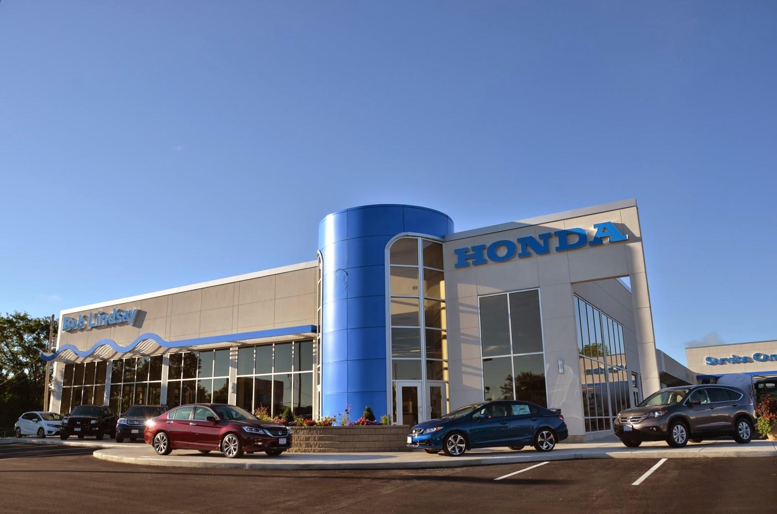 Bob Lindsay Honda >> P J Hoerr Inc Bob Lindsay Honda New Construction