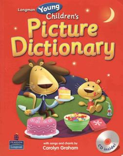 القاموس المصور للأطفال في اللغة الإنجليزية