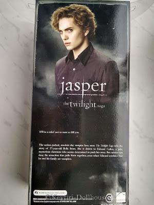 Ken Twilight Jasper doll