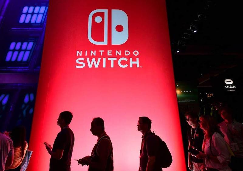 Karena Coronavirus Pengiriman Produksi Nintendo Switch Ditunda