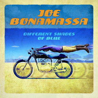 Joe bonamassa - Different shade of blue