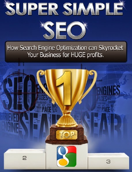 Super Simple SEO Tutorial Cover