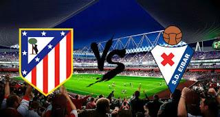 Атлетико М – Эйбар смотреть онлайн бесплатно 1 сентября 2019 прямая трансляция в 20:00 МСК.