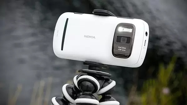 Nokia Pureview Resolusi 41 Mega Pixel
