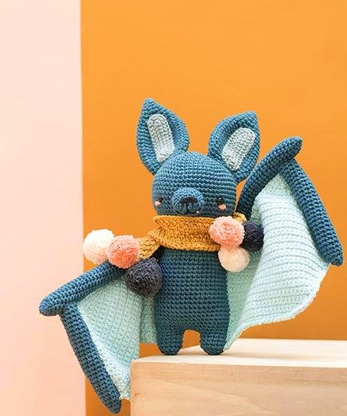 amigurumi bat crochet pattern