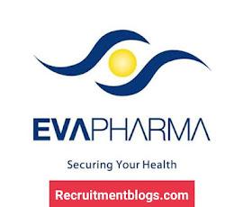 Production Specialist At Eva Pharma - 0-1 years of Experience