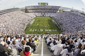 Penn State Stadium White Out