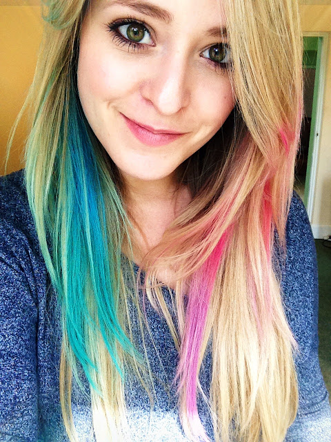 Top 10 Tips for Using Coloured Hair Powders - Fleur De Force