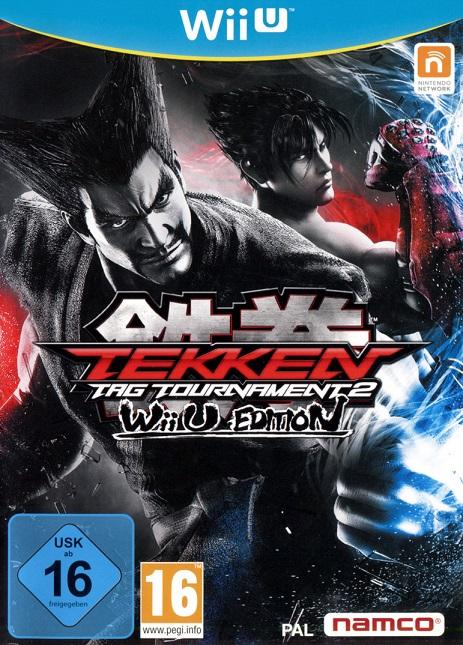 Tekken Tag Tournament 2 Wii U Edition Wii U Iso Inmortal Games