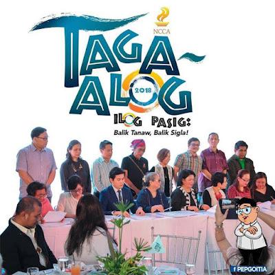 "PRRC, NCCA and PETA launched ""Taga-Alog 2018: Unang Alon"" to develop Pasig River"
