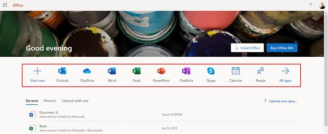تحميل وتثبيت Office 365 من مايكروسوفت مجانًا