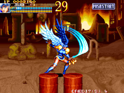 街機:電神魔傀2(電精)+金手指作弊碼+攻略,1995年經典連招動作遊戲!