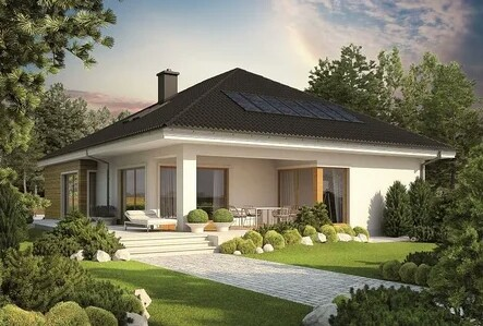 luxury house plans with photos of interior