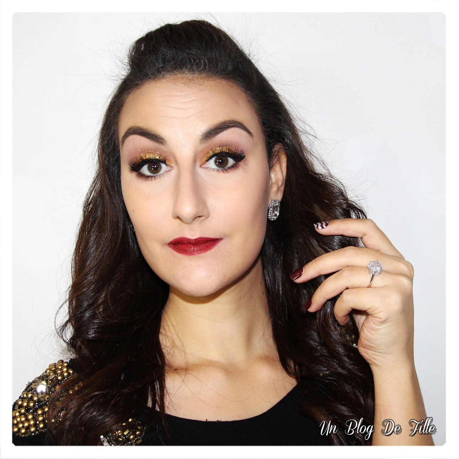 http://unblogdefille.blogspot.fr/2017/12/maquillage-de-fete-bordeaux-et-dore-msc.html