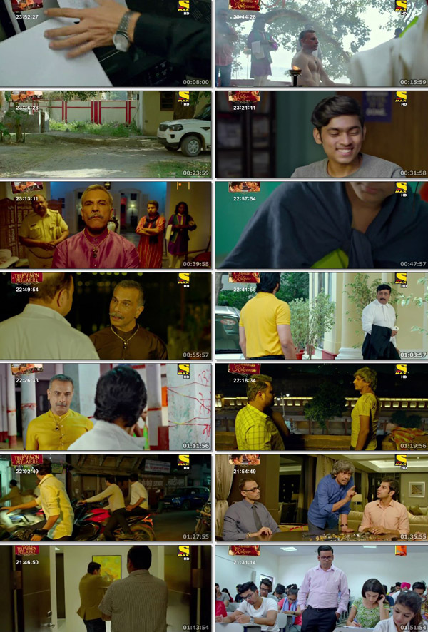 Download Setters 2019 ORG Hindi Movie HDTVRip 720p 900MB movie
