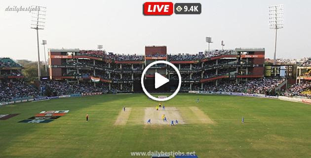 IND Vs AUS 2019 Live Streaming 5th ODI Series Live Cricket Score