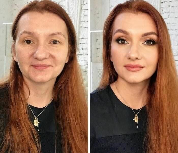 Makeup Artist Lena Motinova
