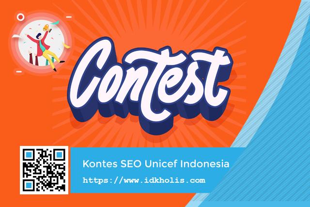 kontes seo cara berhenti donasi unicef indonesia