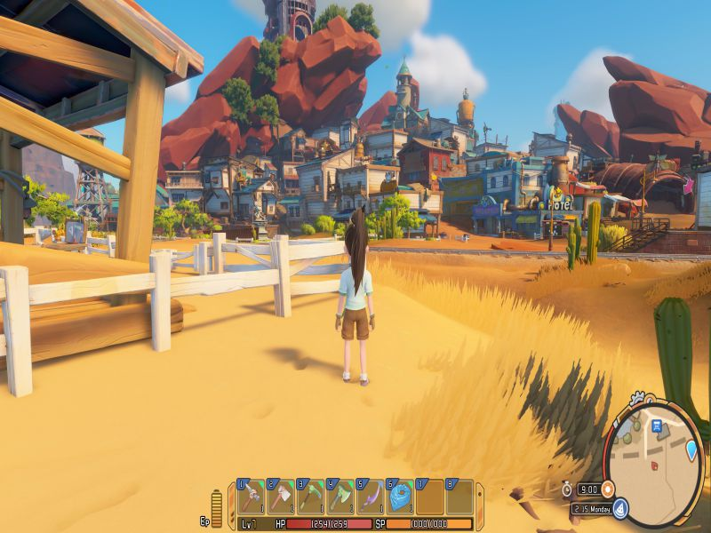 My Time at Sandrock Highly Compressed Free Download