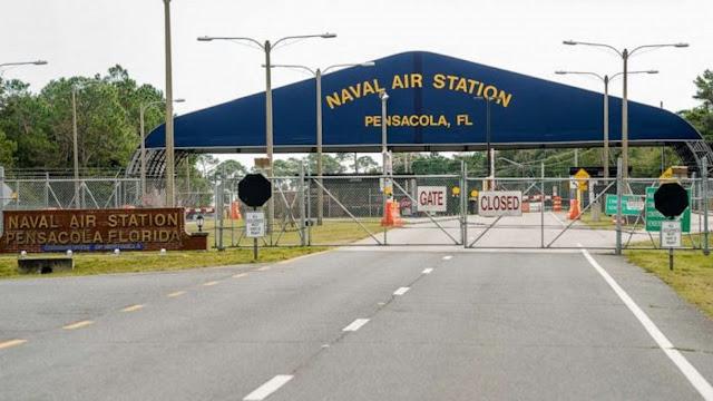 Banjir Darah di Markas Angkatan Laut, 4 Tewas Mengenaskan