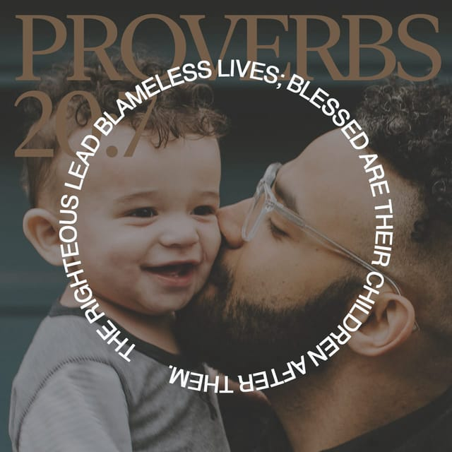 Today—whether you're a dad or mom, mentor, or student—think about the father figures who have positively impacted your life. Let them know you appreciate them by sharing this Verse Image. It only takes a moment to show someone honor and thanks.