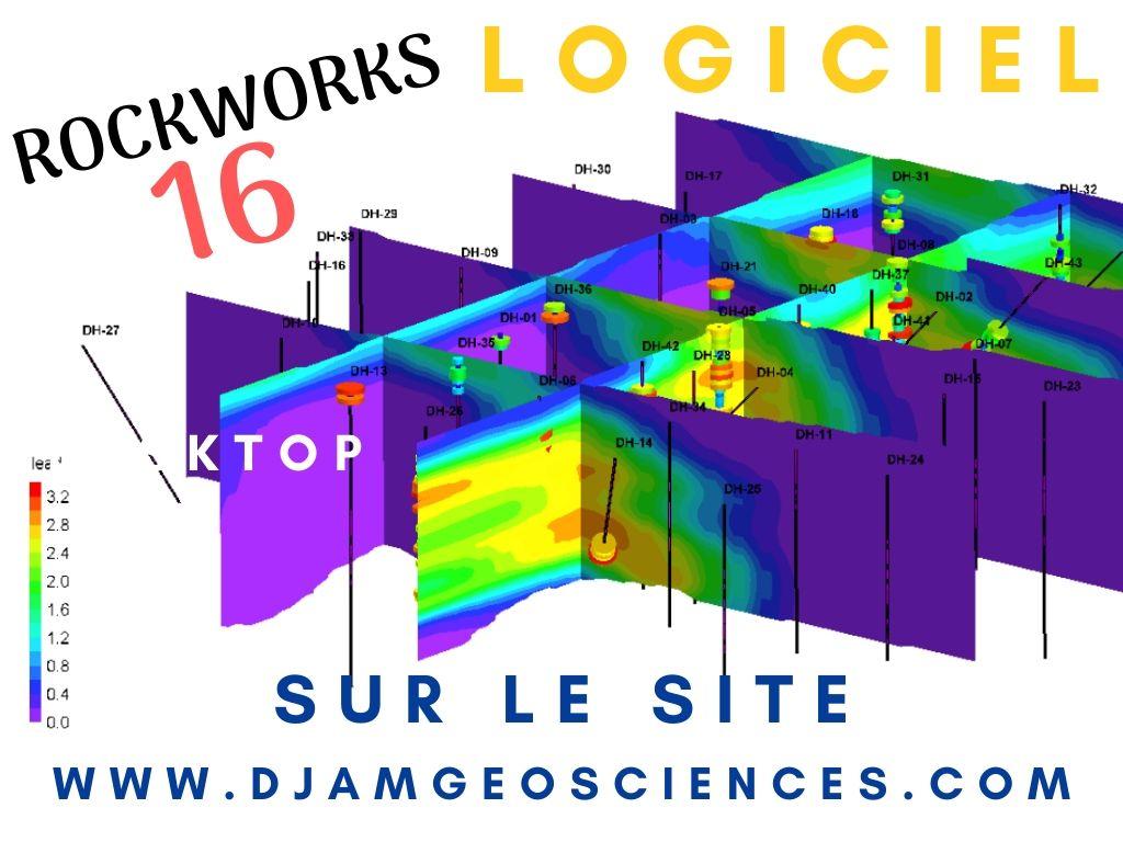 TÉLÉCHARGER LE LOGICIEL ROCKWORKS 16 COMPLET+KEY GRATUIT
