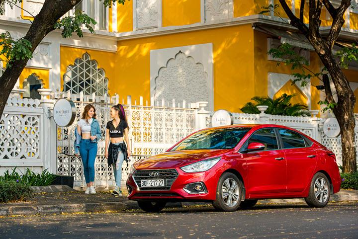 36.696 xe bán ra sau 2 năm, Hyundai Accent xứng tầm 'vua phân khúc'