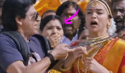 shahrukh killing deepika