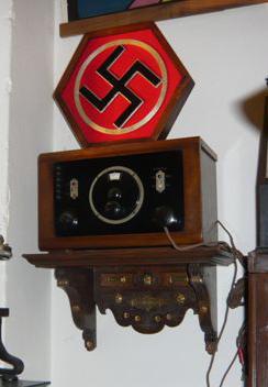 Radioricevitore tedesco Mende