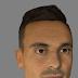Álvaro García Fifa 20 to 16 face