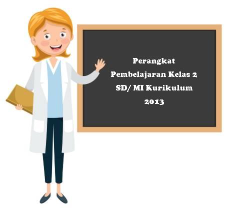 Perangkat Pembelajaran Kelas 2 SD/ MI Kurikulum 2013