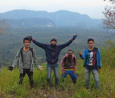 Gunung Titi, Pemandangan Gunung Titi, Bukit Titi, Pemandangan Bukit Titi
