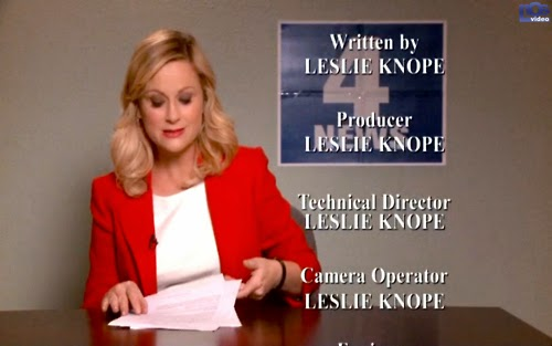 Miss Worded Leslie Knope Explains What Its Like To Submit Your