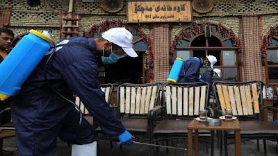 في يوم واحد.. 637 إصابة و8 وفيات بكورونا في إقليم كردستان
