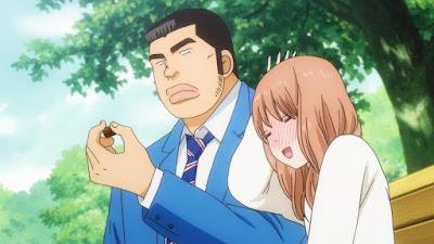 Takeo / Rinko (My Love Story!!)
