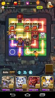 Dungeon Link Apk v1.21.3 Mod (1 HP/Zero DEF/ATK)