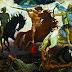 Alerta as nações: Dois dos quatro cavaleiros do apocalipse aparecem no céu da Malásia e Egito