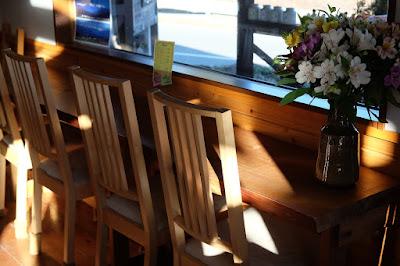 長野県飯島町のパン屋 自然酵母パン Chocotan(チョコタン)内装