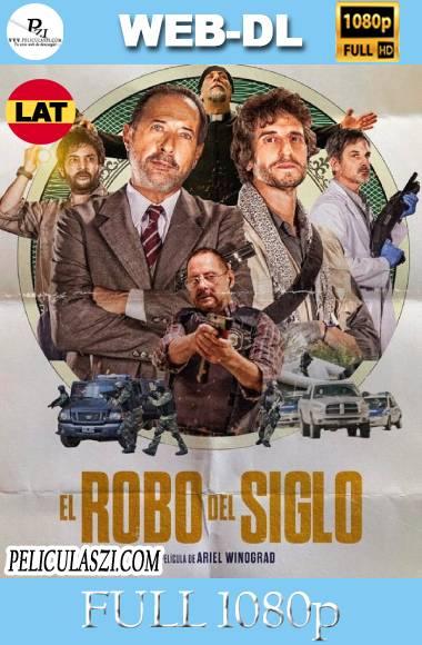 El Robo del Siglo (2020) Full HD WEB-DL 1080p Latino