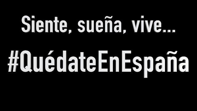 El Grupo RV Edipress lanzó la campaña: #QuédateEnEspaña