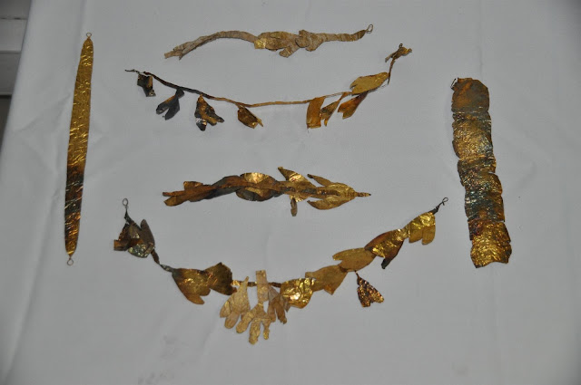 Ancient crown seized in Istanbul