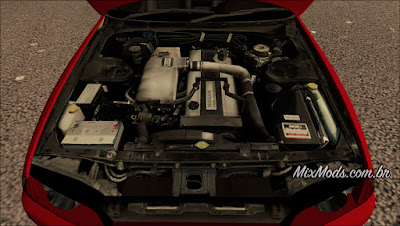 gta sa skyline r32 elegy engine
