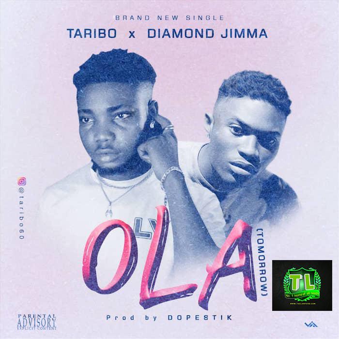 Taribo-Ola-Tomorrow-Ft-Diamond-Jimma-mp3-download-Teelamford