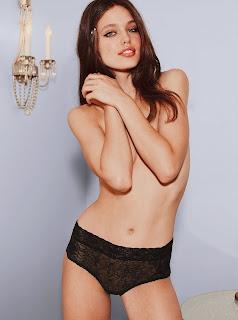 Emily DiDonato – Victoria's Secret Lingerie Photoshoot