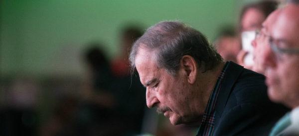 Fox renuncia a escoltas que el Presidente Obrador le puso