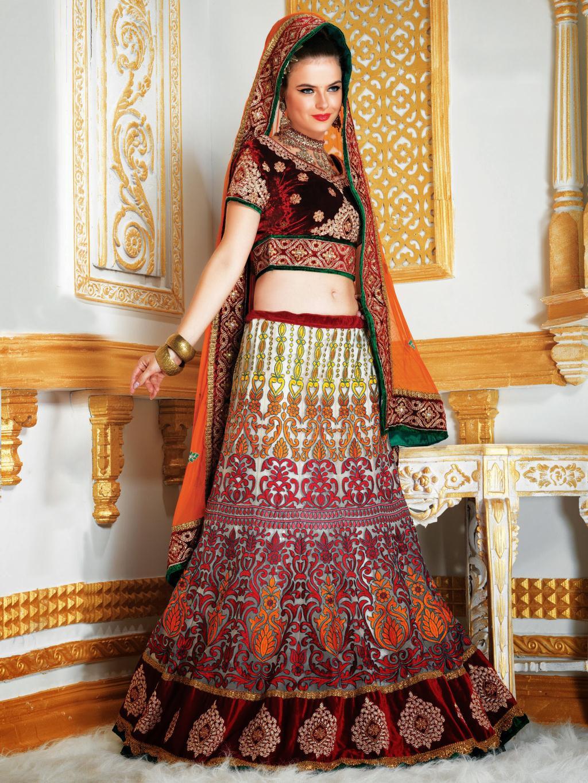 Designer Bridal lehenga Designs