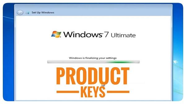 Windows 7 Ultimate Product Key 2019 - by freelicensekeys ...