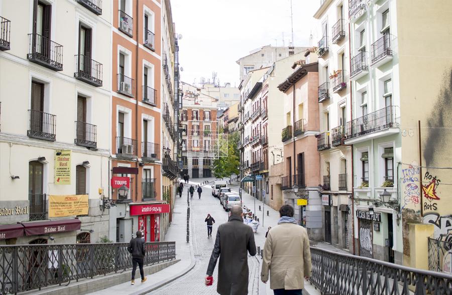 Madrid callejeando