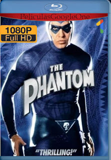 The Phantom (1996) [1080p BRrip] [Latino-Inglés] [LaPipiotaHD]