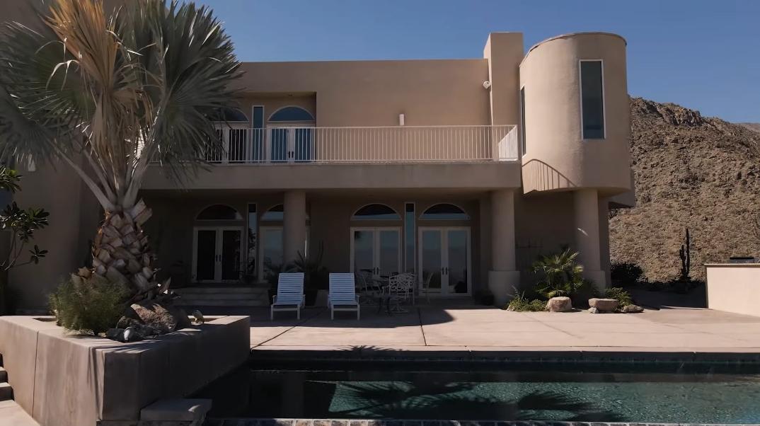 30 Interior Design Photos vs. 71100 Aerie Rd, Palm Desert, CA Luxury Mansion Tour
